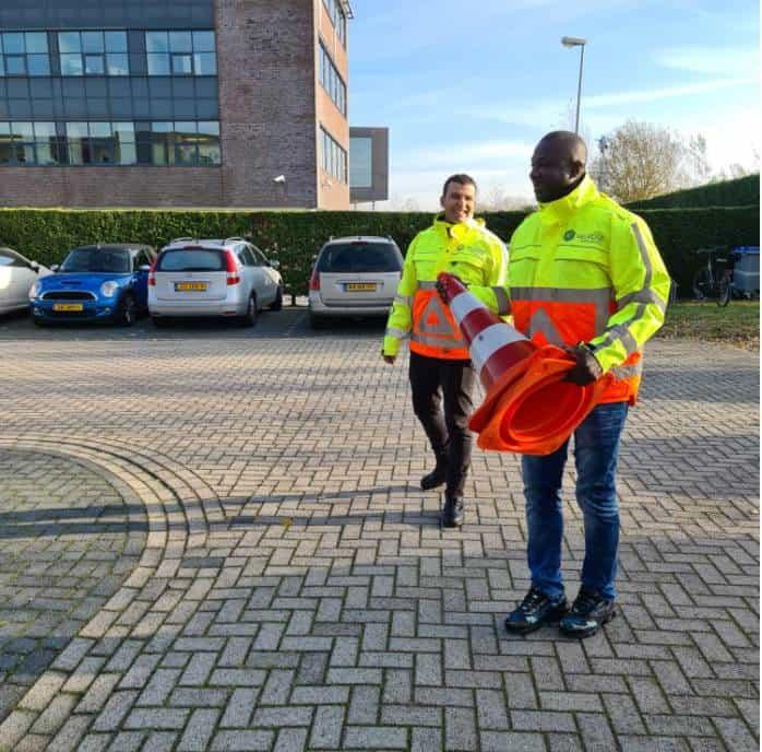 Valet parking Melrose Security